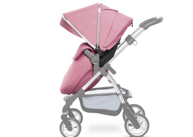 Комплект для изменения цвета коляски Vintage Pink  для Pioneer и Wayfarer
