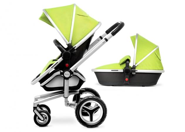 Комплект для изменения цвета коляски Lime для SURF